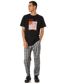 CHECK MENS CLOTHING MISFIT PANTS - MT081611CHK