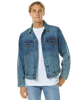 ROADHOUSE BLUES MENS CLOTHING WRANGLER JACKETS - W-900914-BS0