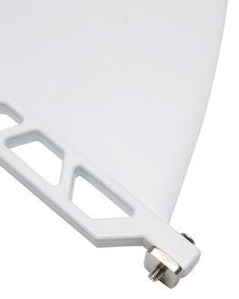 WHITE BOARDSPORTS SURF FUTURE FINS FINS - PF600-011315WHT