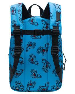 SANTA CRUZ BLUE KIDS BOYS HERSCHEL SUPPLY CO BAGS + BACKPACKS - 10313-02573-OSSCB