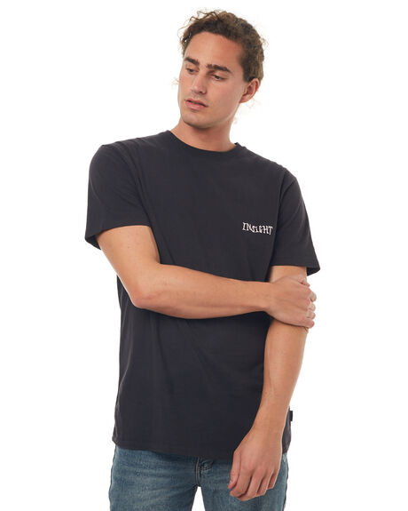 BLACK MENS CLOTHING INSIGHT TEES - 5000000327BLK