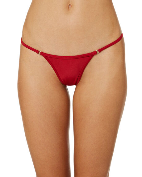 MULBERRY OUTLET WOMENS TEE INK BIKINI BOTTOMS - VAW1458BMUL