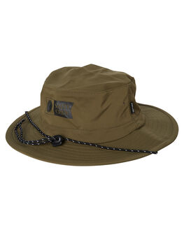 OLIVE MENS ACCESSORIES SALTY CREW HEADWEAR - 35035192OLIVE
