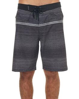 BLACK MENS CLOTHING HURLEY BOARDSHORTS - AH0319010