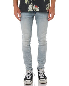 LIT STONE MENS CLOTHING CHEAP MONDAY JEANS - 0539660LITSN