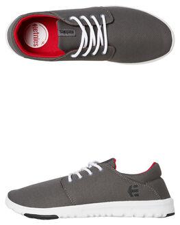 GREY MENS FOOTWEAR ETNIES SNEAKERS - 4101000504GREY