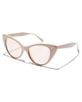 BLUSH WOMENS ACCESSORIES SUNDAY SOMEWHERE SUNGLASSES - SUN171-BLU-SUNBLSH