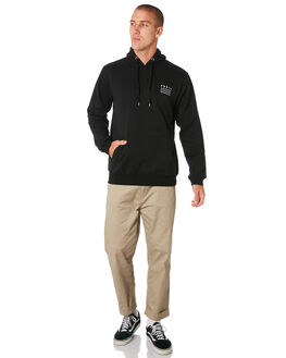 BLACK MENS CLOTHING SWELL JUMPERS - S5193445BLACK