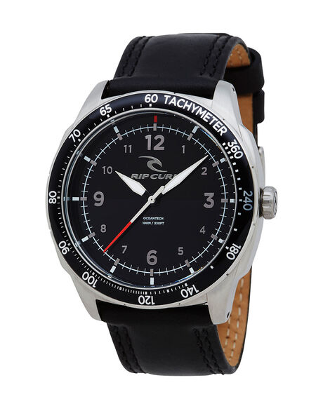 BLACK MENS ACCESSORIES RIP CURL WATCHES - A29270090