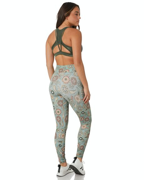 FLOWERS OF LIFE WOMENS CLOTHING LIQUIDO ACTIVE ACTIVEWEAR - 212013001