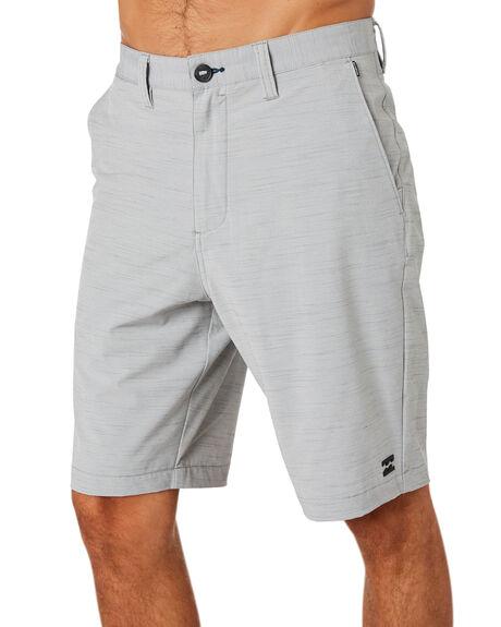 SILVER MENS CLOTHING BILLABONG SHORTS - 9585709SIL