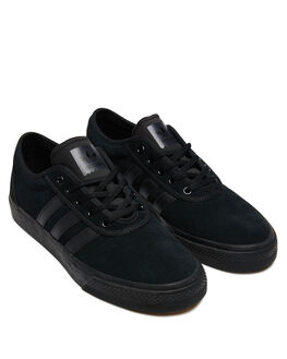 BLACK BLACK MENS FOOTWEAR ADIDAS SNEAKERS - BY4027BKBK