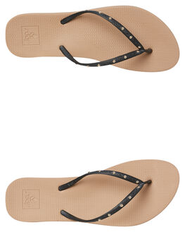 TAN COPPER OUTLET WOMENS REEF THONGS - A3OMBTNC