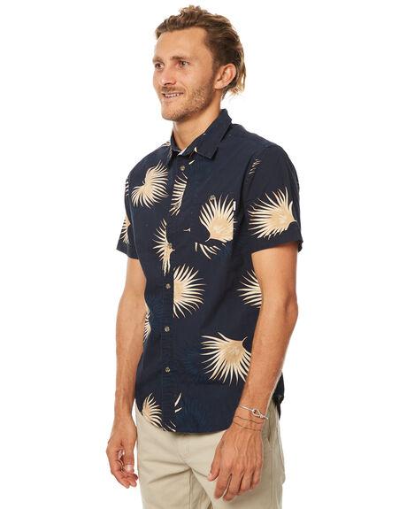 NAVY MENS CLOTHING RHYTHM SHIRTS - JUL17-WS06-NVY