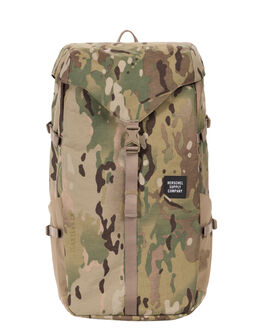 MULTICAM MENS ACCESSORIES HERSCHEL SUPPLY CO BAGS - 10319-02019-OSMUL