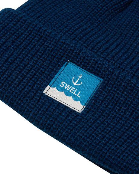 NAVY BLUE KIDS BOYS SWELL HEADWEAR - S32141761NVY
