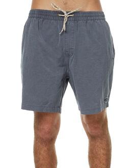 INDIGO MENS CLOTHING DEUS EX MACHINA BOARDSHORTS - BDMP72619IND