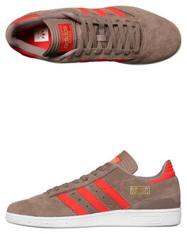 TECH EARTH GOLD MENS FOOTWEAR ADIDAS ORIGINALS SKATE SHOES - BY3968EART