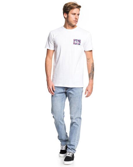 SALT WATER MENS CLOTHING QUIKSILVER JEANS - EQYDP03409-BKJ0