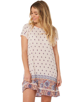 BONE WOMENS CLOTHING RIP CURL DRESSES - GDRHC13021