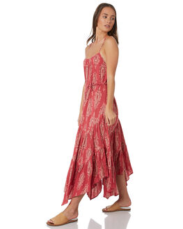 ROSE WOMENS CLOTHING TIGERLILY DRESSES - T391422ROS