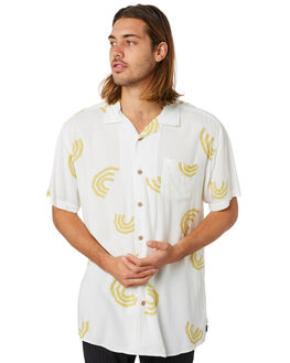SUN BLEACHED MENS CLOTHING THE CRITICAL SLIDE SOCIETY SHIRTS - SS1833SUNBL