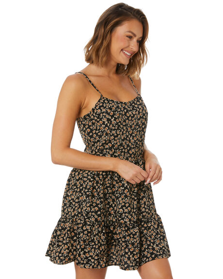BLACK WOMENS CLOTHING ALL ABOUT EVE DRESSES - 6486006BLK