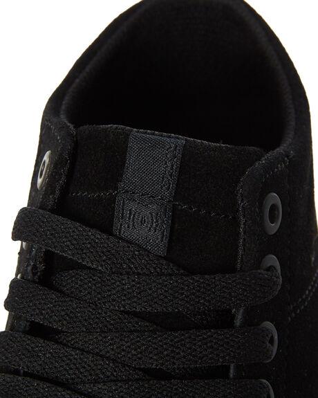 BLACK BLACK MENS FOOTWEAR DC SHOES SNEAKERS - ADYS300423BB2