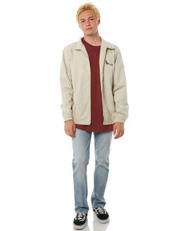 CLAY MENS CLOTHING VOLCOM JACKETS - A1511850CLY