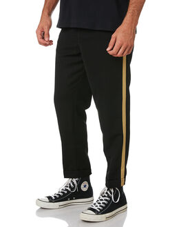 GOLD STRIPE MENS CLOTHING THE PEOPLE VS PANTS - W19052GLDST