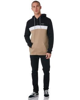 BLACK MENS CLOTHING ST GOLIATH JUMPERS - 4320058BLK