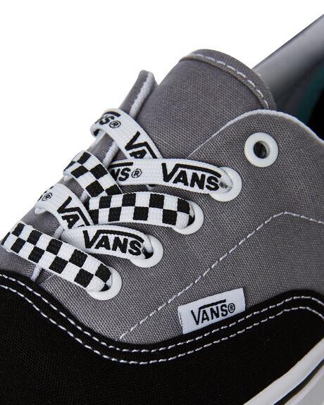 BLACK FROST MENS FOOTWEAR VANS SNEAKERS - VN0A3WM9WWIBLKF
