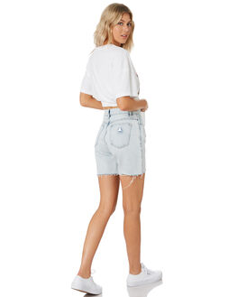 SUNFLARE WOMENS CLOTHING A.BRAND SHORTS - 717024855