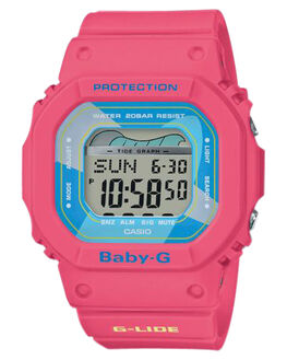 CORAL WOMENS ACCESSORIES BABY G WATCHES - BLX560VH-4DCOR