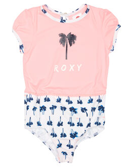 BRIGHT PALM TREE KIDS TODDLER GIRLS ROXY SWIMWEAR - ERLWR03060WBB6