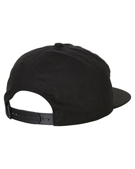 BLACK MENS ACCESSORIES NIXON HEADWEAR - C2685000