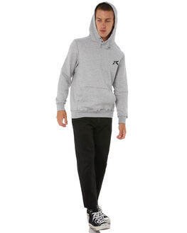 GREY MARLE MENS CLOTHING RUSTY JUMPERS - FTM08144GMA