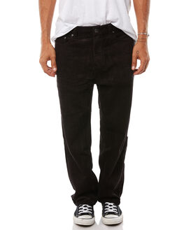 VINTAGE BLACK MENS CLOTHING RUSTY PANTS - PAM0926VBL