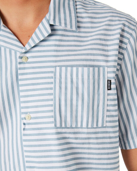 TURQUOISE MENS CLOTHING NO NEWS SHIRTS - N5202161TURQ