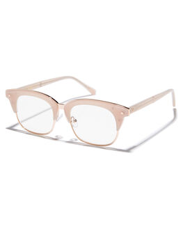 BABY PINK ROSE GOLD KIDS GIRLS VALLEY SUNGLASSES - S0424BPNK