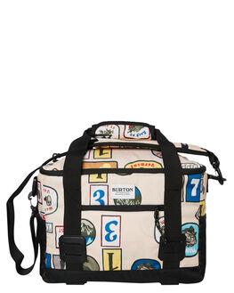 TREKKER PRINT MENS ACCESSORIES BURTON BAGS + BACKPACKS - 14387107961