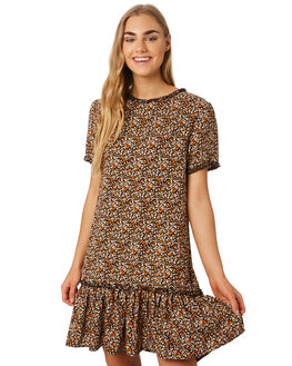 EARTH WOMENS CLOTHING THE HIDDEN WAY DRESSES - H8201445EARTH