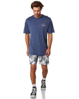 BLUE MENS CLOTHING VOLCOM TEES - A504187GBLU