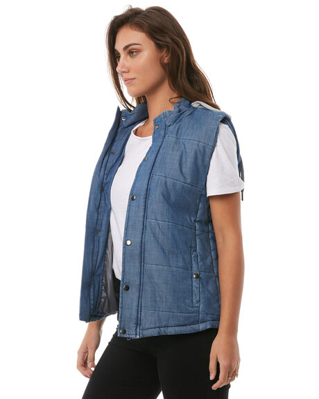 INDIGO WOMENS CLOTHING ELWOOD JACKETS - W81504343