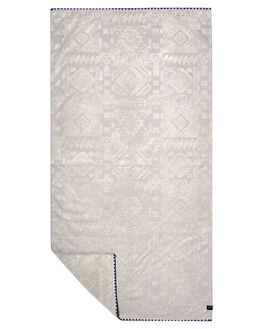 OFF WHITE MENS ACCESSORIES SLOWTIDE TOWELS - ST127OWHI