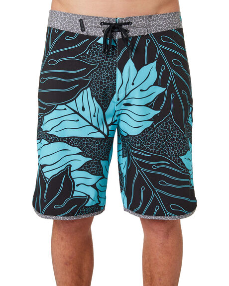 AURORA GREEN MENS CLOTHING HURLEY BOARDSHORTS - AQ0228323