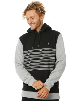 BLACK OUT MENS CLOTHING VOLCOM JUMPERS - A4111803BKO