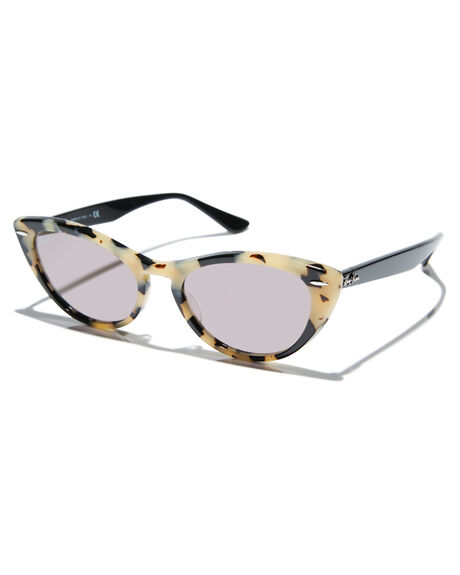 HAVANA BEIGE WOMENS ACCESSORIES RAY-BAN SUNGLASSES - 0RB4314NHBEI
