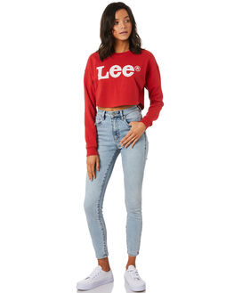 HARPER VINTAGE WOMENS CLOTHING LEE JEANS - L-656596-KE8