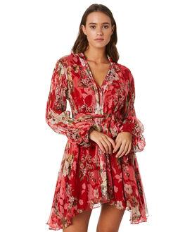 ALMALFI FLORAL WOMENS CLOTHING MLM LABEL DRESSES - MLM514AALM